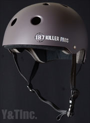 187 HELMET MATT CHARCOAL L