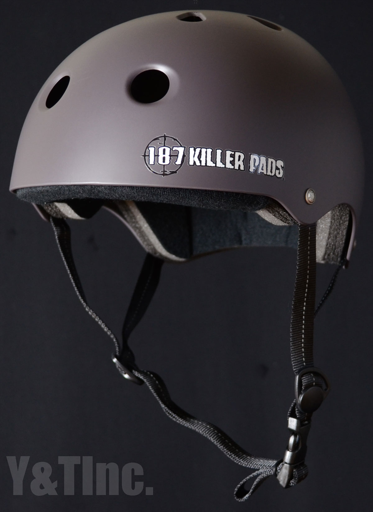 187 HELMET MATT CHARCOAL XL 1