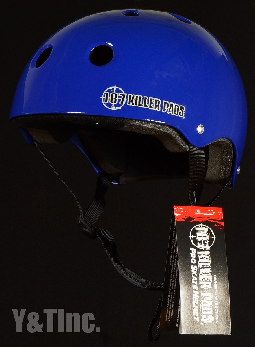 187 HELMET ROYAL BLUE L 1