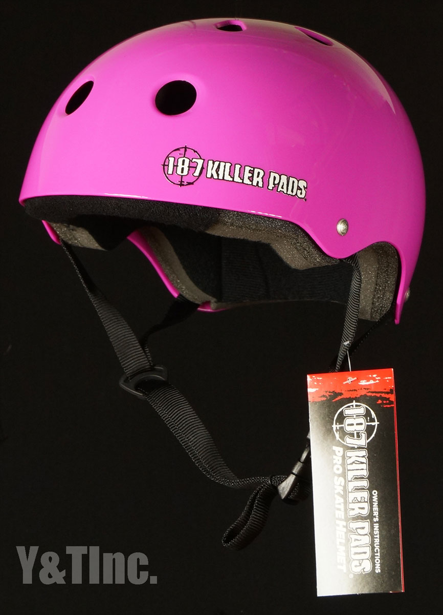 187 HELMET ROYAL PINK L 1