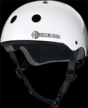 187 HELMET WHITE XL