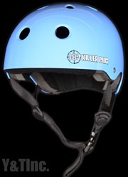 187 HELMET LIGHT BLUE M
