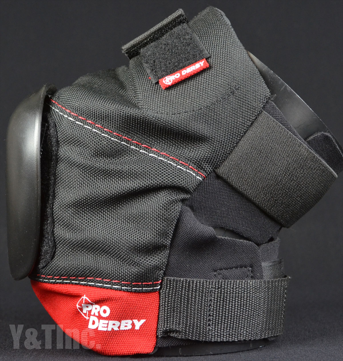 187 PRO DERBY BLACK RED M 1