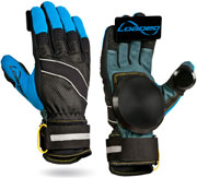 LOADED FREERIDE GLOVES BLUE L-XL