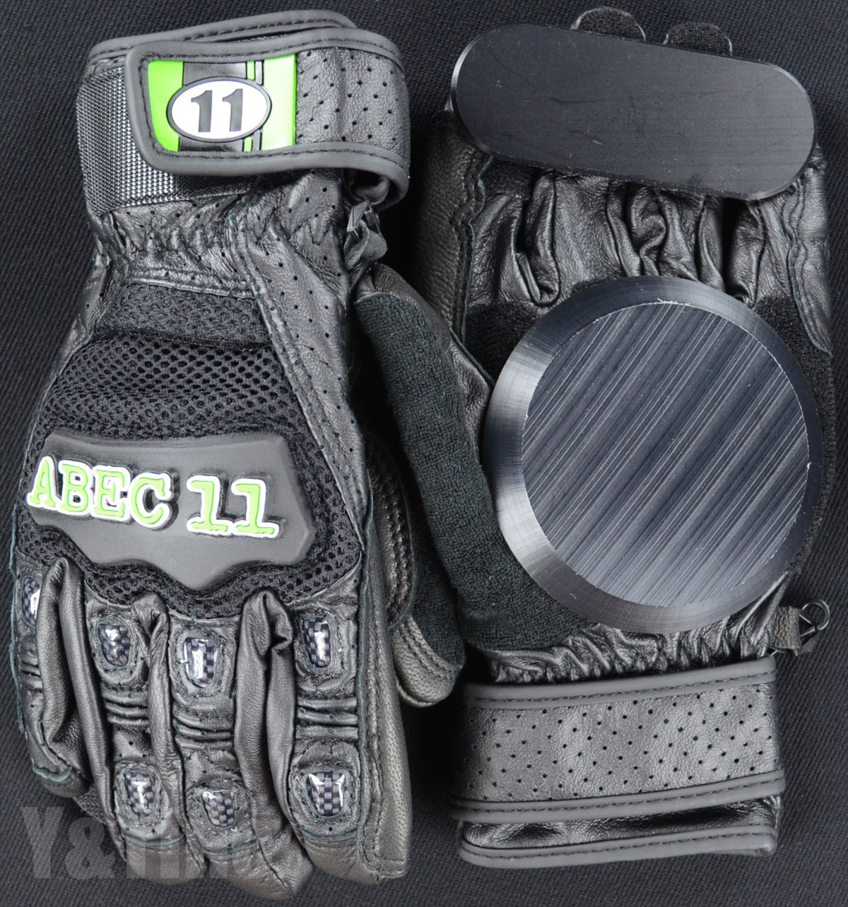 ABEC11 RACE GLOVES S 1