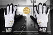 BLOOD ORANGE SILDE GLOVES LIAM MORGAN L-XL