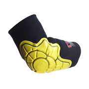G-FORM ELBOW YELLOW L