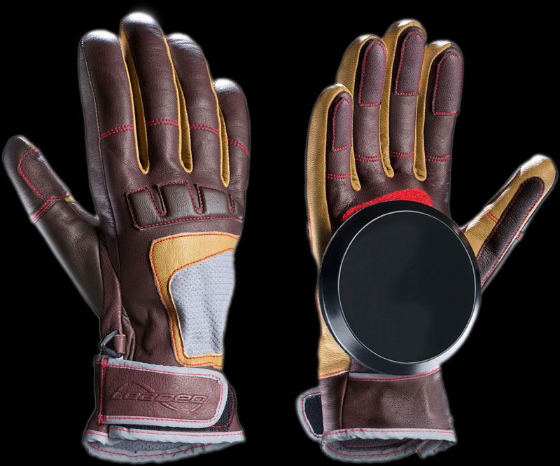 LOADED ADVANCED FREERIDE GLOVES L-XL 1