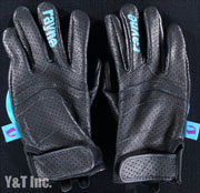RAYNE HIGH SOCIETY GLOVES BLACK M