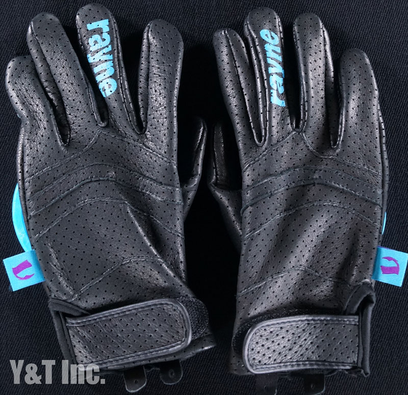 RAYNE HIGH SOCIETY GLOVES BLACK L 1