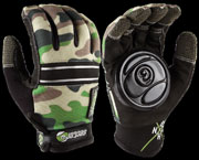 SECTOR9 BHNC SLIDE GLOVES CAMO S-M