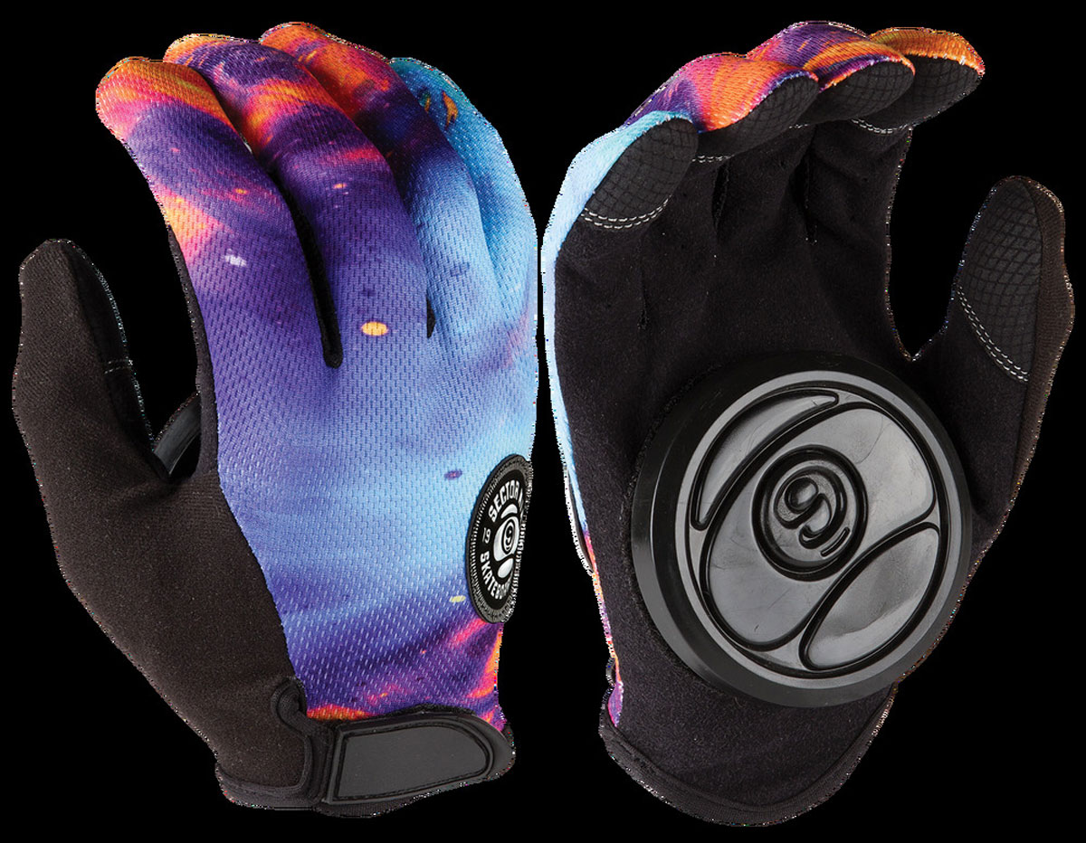 SECTOR9 RUSH SLIDE GLOVES COSMOS M 1