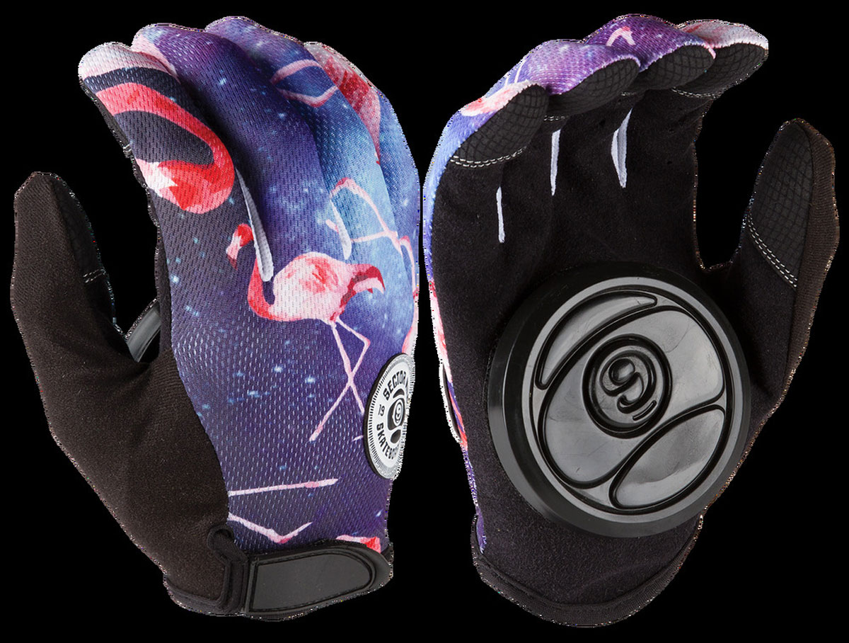 SECTOR9 RUSH SLIDE GLOVES PINK FLAMINGO M 1