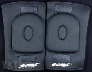 SMITH SCABS KNEE GASKET BLACK M