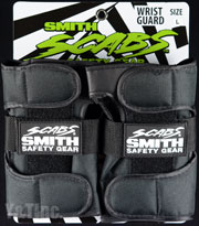 SMITH SCABS WRIST GUARDS L