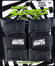 SMITH SCABS WRIST GUARDS S