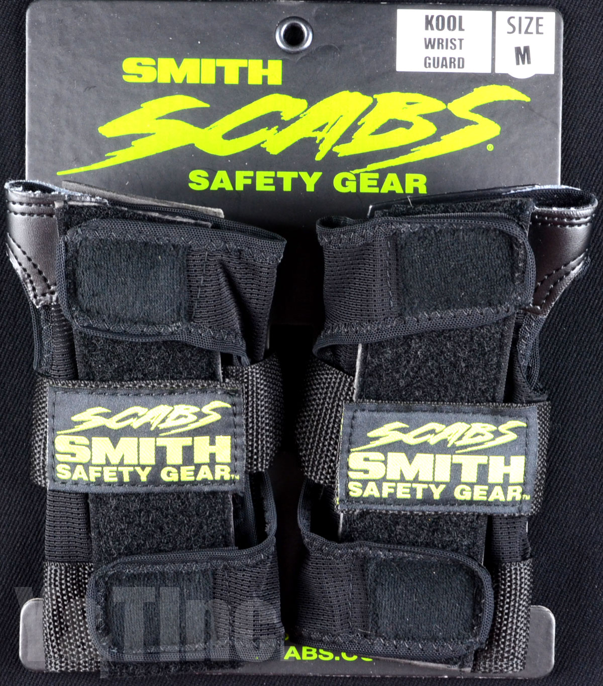 SMITH SCABS COOL WRUST GUARDS M 1
