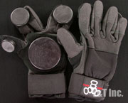 TRIPLE 8 SLIDER GLOVE L-XL