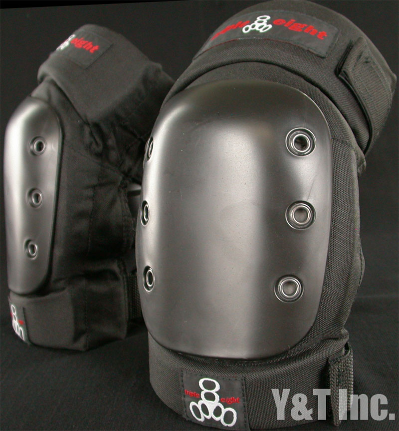 TRIPLE 8 KNEE PADS KP22 S 1