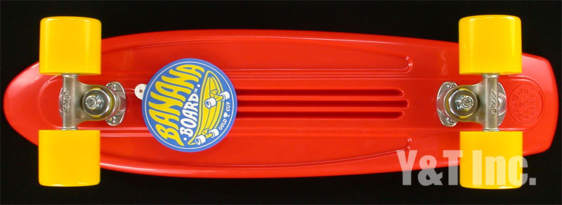 GOLD CUP BANANA BOARD RED 1