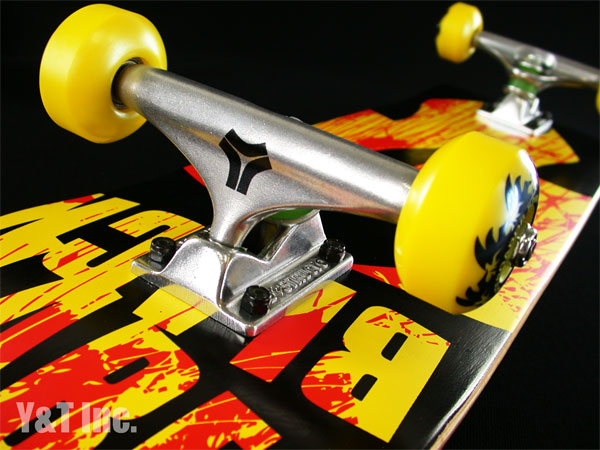 BLACKLABEL FLAME BLACK YELLOW 1
