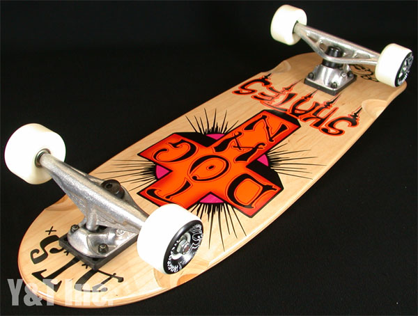 DOGTOWN SKATES SUN BURST COMP 1