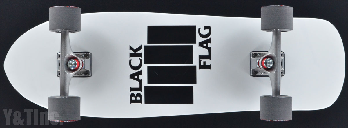 ELEPHANT Black Flag Bars Paris169 DivineStreetSlayer72bk 1