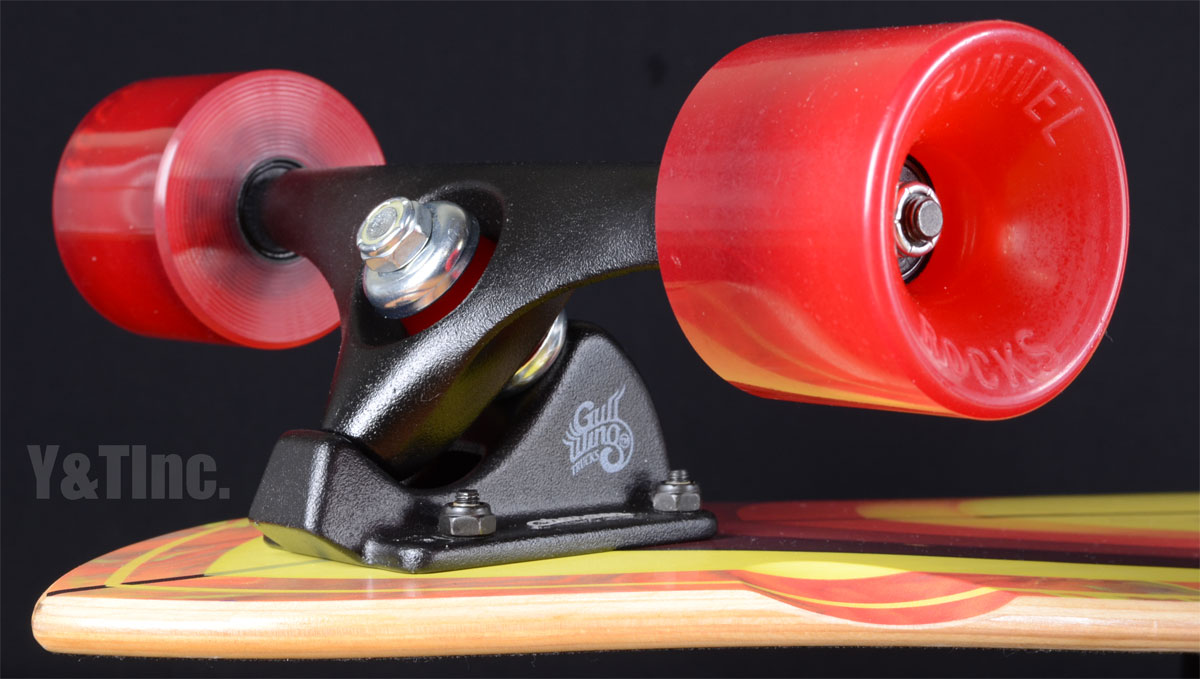 GRAVITY LARRY BERTLEMANN CHARGER9 TUNNEL63mm 1