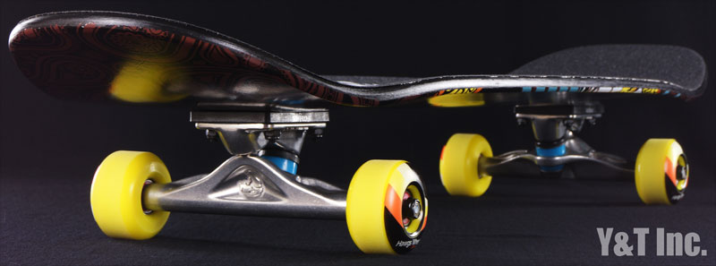 LANDYACHTZ 2013 LOCO 35 POLAR BEAR 155 ST HAWGS 57mm 1