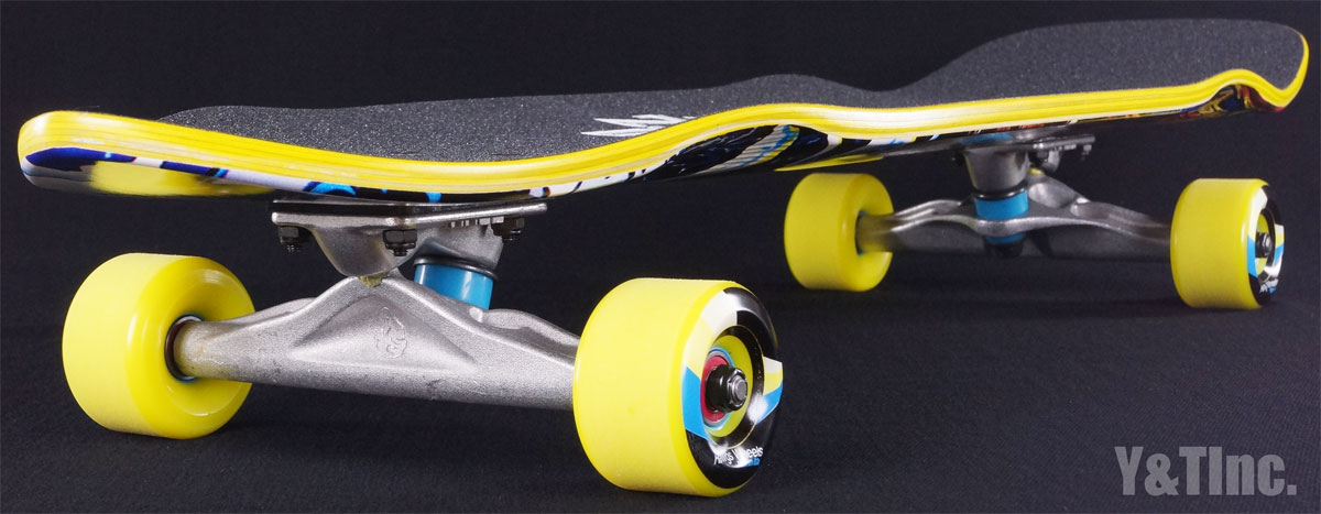 LANDYACHTZ PEACEMAKER32 POLAR BEAR STREET HAWGS 62mm 1