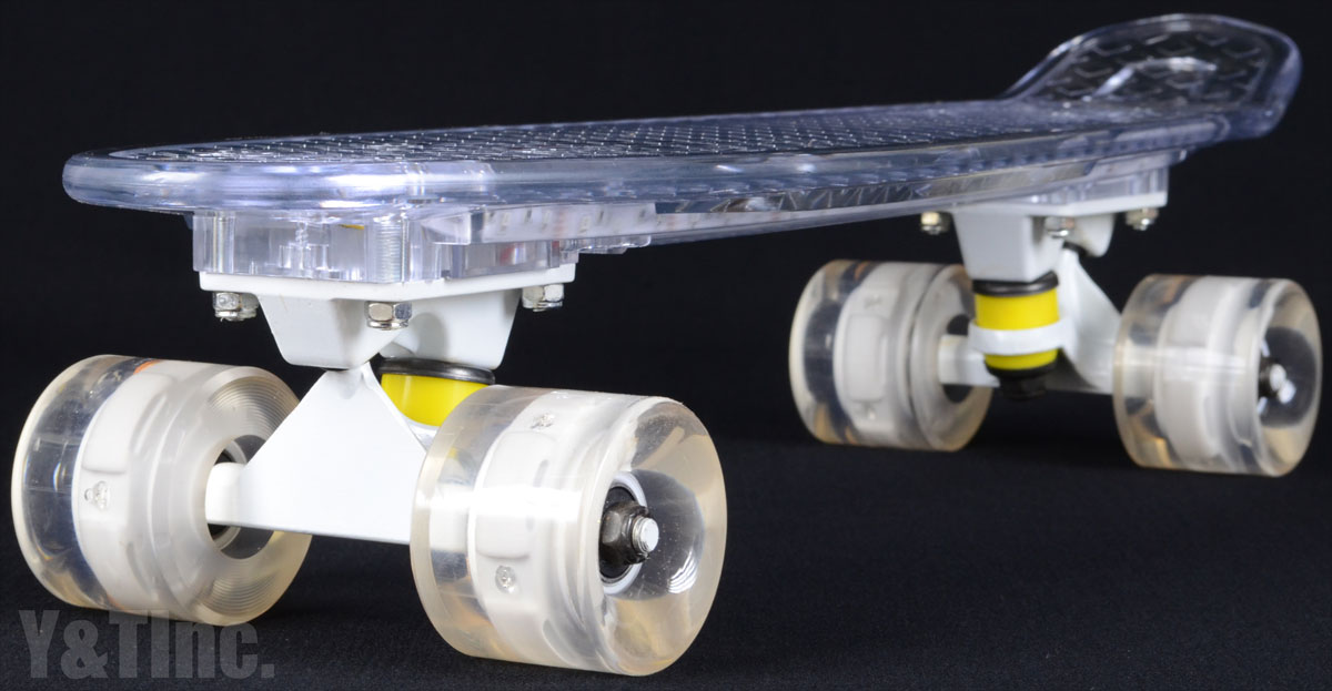 LED MINI CRUISER CLEAR 4