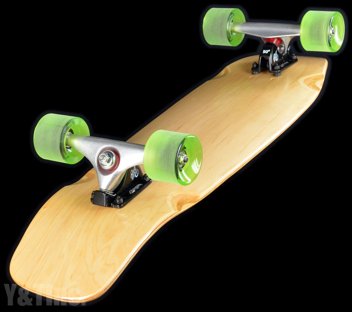 MINI CRUISER 30 NAT CHARGER9 SILVER BLACK CRUISER 65mm 1