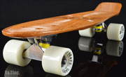 STEREO Vinyl Cruiser Wood Color