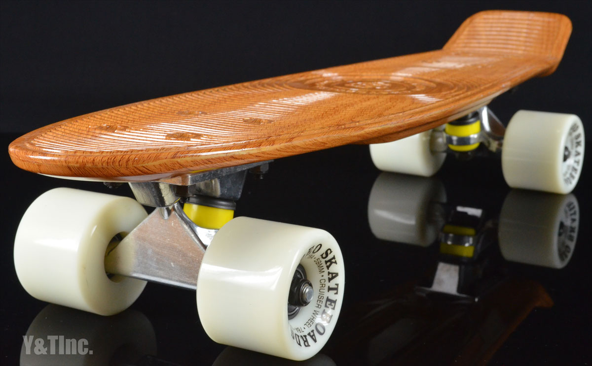 STEREO Vinyl Cruiser Wood Color 1