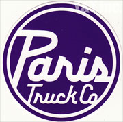 PARIS TRUCK MARU PURPLE 94