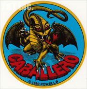 POWELL CABALLERO ORIGINAL DRAGON