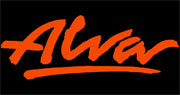 ALVA LOGO ORANGE