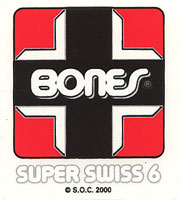 BONES SWISS 6BALL