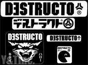 DESTRUCTO SET A