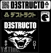 DESTRUCTO SET B