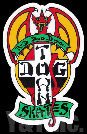 Dogtown Red Dog 1