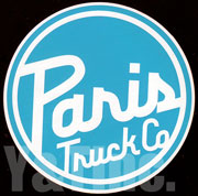 PARIS TRUCK MARU 4 LIGHT BLUE