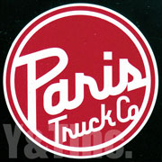 PARIS TRUCK MARU 4 RED
