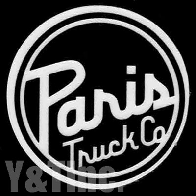 PARIS TRUCK MARU 37 BLACK 1