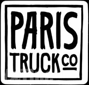 PARIS TRUCK CO SQUARE 71 WHITE