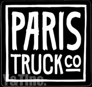 PARIS TRUCK CO SQUARE 94 BLACK