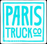 PARIS TRUCK CO SQUARE 94 LIGHTBLUE