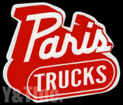 PARIS TRUCKS PROJECTION RED