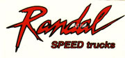 RANDAL SPEED TRUCKS