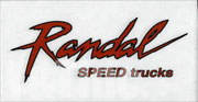 RANDAL SPEED TRUCKS 7639